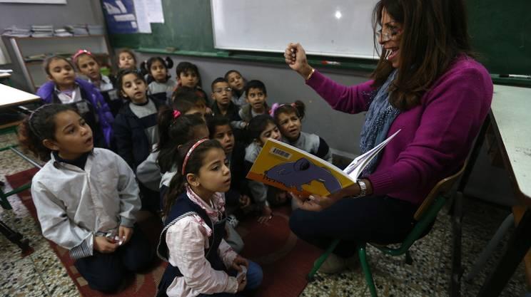 Anche il sistema educativo libanese è sotto pressione