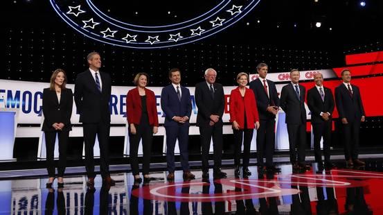 USA: promossi solo 8 democratici
