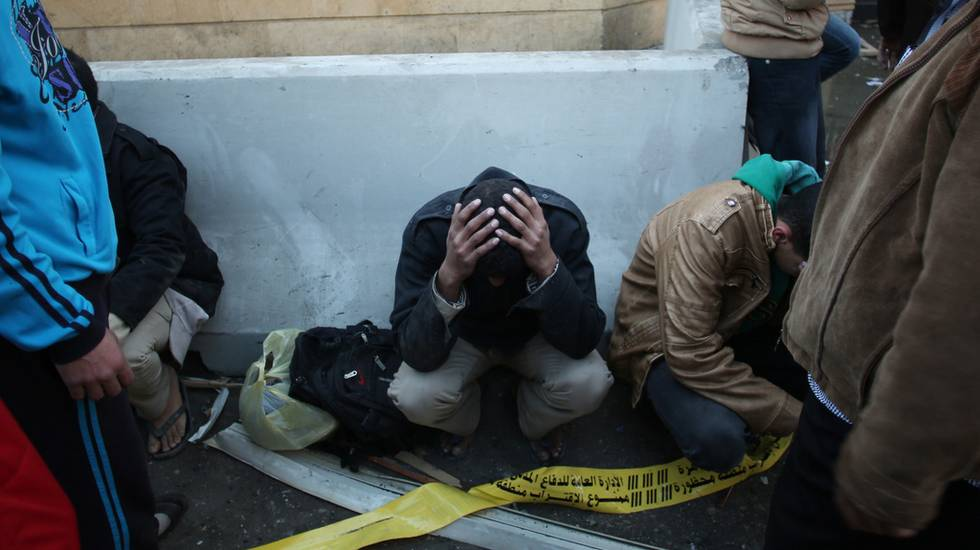 Gallery image - Egitto scosso da quattro attentati