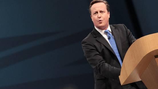 """Cameron, """"Non ho isolato il paese"""""""