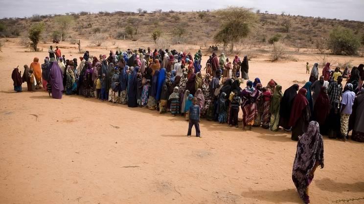 281'569 CHF a favore delle vittime della carestia in Africa