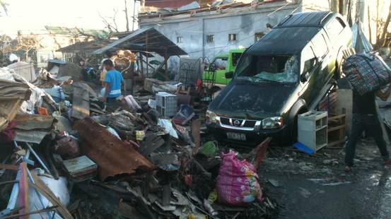 Il bisogno di normalità delle Filippine