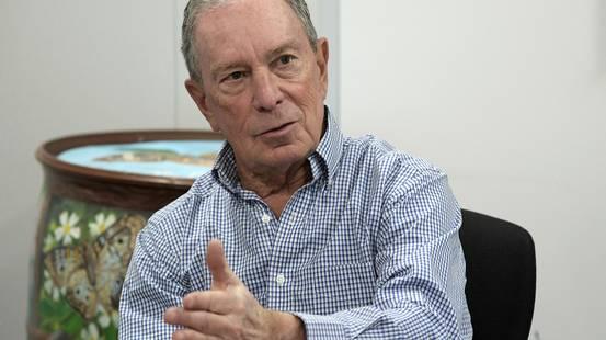 Michael Bloomberg si è registrato per lasciare la porta aperta a tutte le opzioni