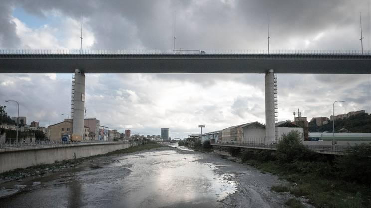 """""""Dal mio quartiere non si vede altro che il Ponte dell'autostrada e il torrente"""" (da """"Dove crollano i sogni"""")"""
