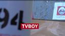 TvBoy, la street art baciata