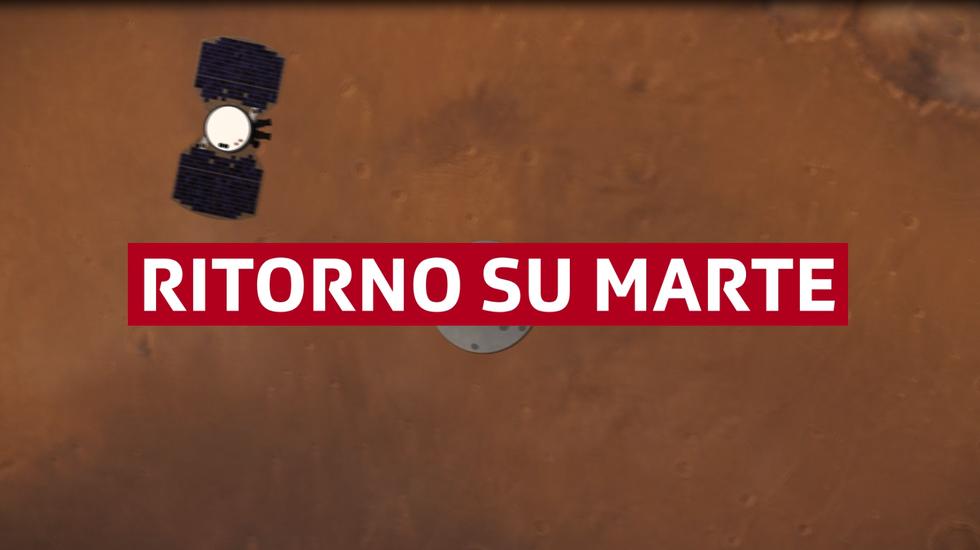 Ritorno su Marte