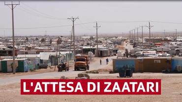 Il mercante di Zaatari