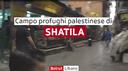 Palestinesi che sognano l'Europa
