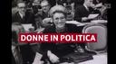 Donne in politica cercansi