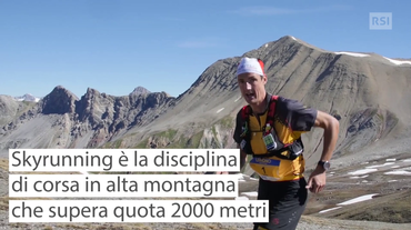 Skyrunning, a due passi dal cielo