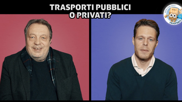 Trasporto pubblico o privato?