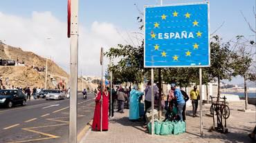 """Ceuta, Melilla e """"donne mulo"""""""