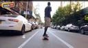 Lo skateboard è... elettrico