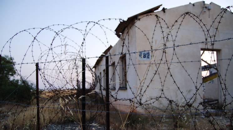Area della Base sovrana di Dhekelia, Cipro, un limbo per molti