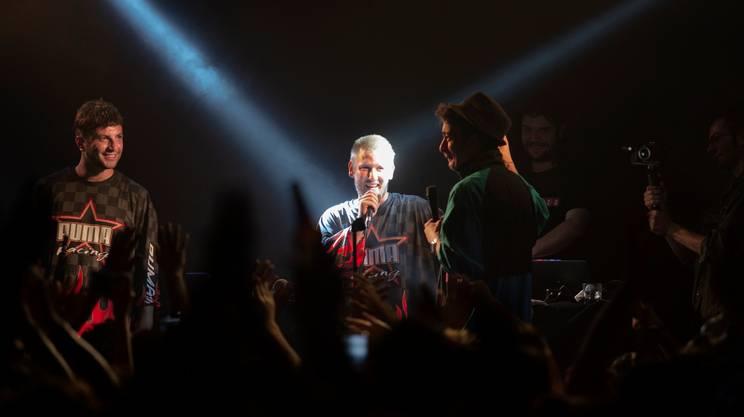 Il primo concerto a Istanbul dopo il grande successo di SUSAMAM si è tenuto a Beşiktaş, all'IF Performance Hall, il 2 ottobre 2019