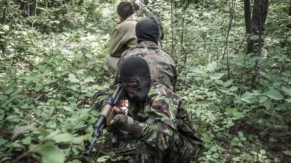 A caccia di migranti nei boschi della Bulgaria