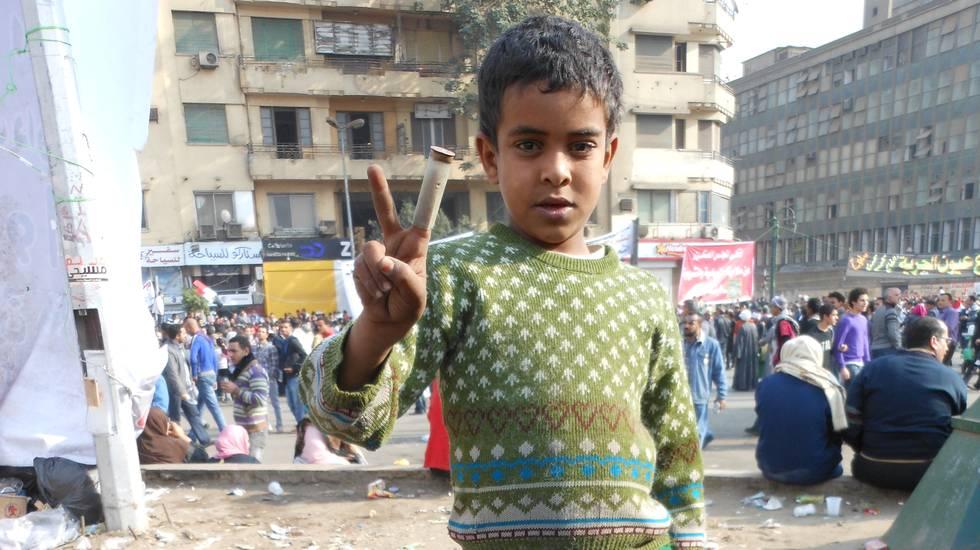 Piazza Tahir - Quel che resta della rivoluzione (del 2011)
