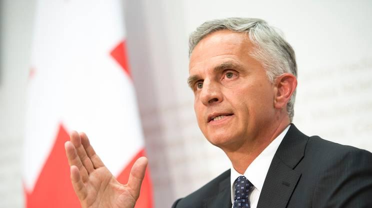 È il 14 giugno: Didier Burkhalter annuncia il suo ritiro dall'Esecutivo. Una decisione che apre la strada ad un possibile ritorno della Svizzera italiana in Consiglio federale