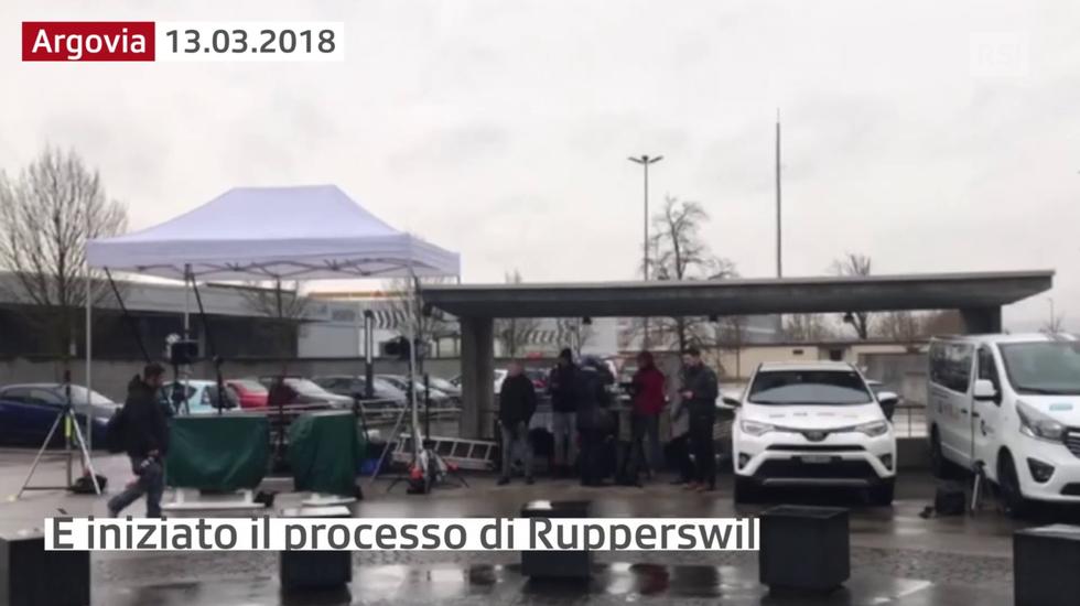 Massacro di Rupperswil, iniziato il processo
