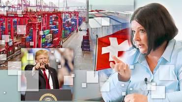 La Svizzera che paga dazio