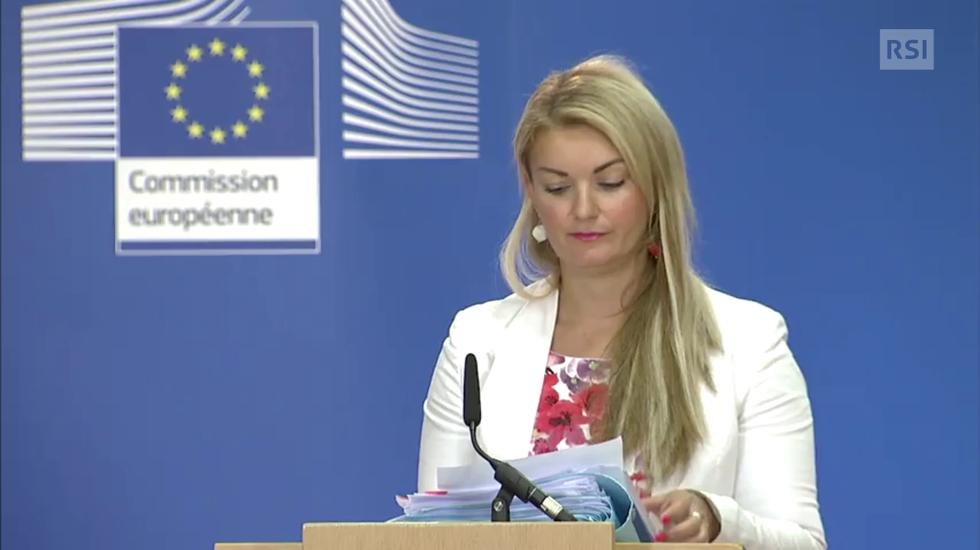 La dichiarazione della portavoce Mina Andreeva (in inglese)
