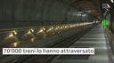 Bilancio positivo per il tunnel