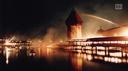 Il Kapellbrücke, 25 anni dopo