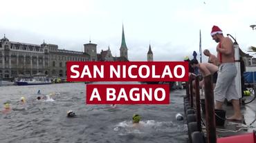 Nuotata di San Nicolao: è record