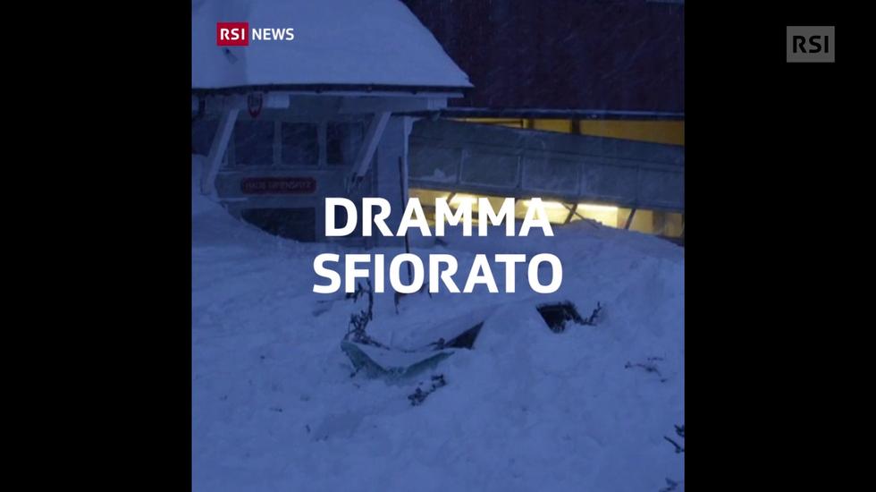 Dramma sfiorato sul Säntis