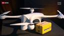 Drone disperso, stop ai test