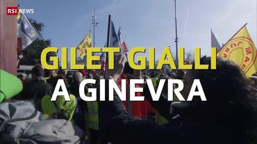 Gilet gialli a Ginevra