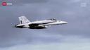 Trovata una crepa in un F/A-18