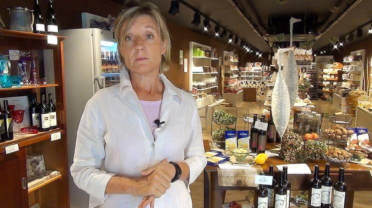 Alessandra Alberti, direttrice della Chocolat Stella a Giubiasco, una fra le ditte più interessate in Ticino ai cambiamenti della legge per l'«elveticità» dei prodotti