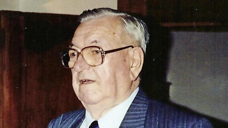 Alois Hürlimann (1916 - 2003), ministro cantonale, consigliere nazionale e storico promotore della politica fiscale del canton Zugo