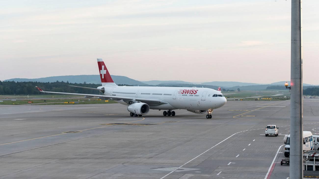 Aeroporto Zurigo Partenze : Allarme bomba a zurigo kloten rsi radiotelevisione svizzera