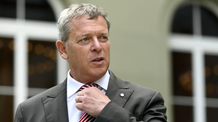 Casimir Platzer, presidente di Gastrosuisse