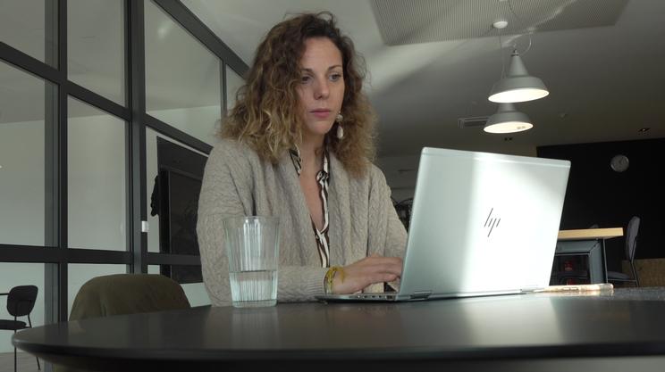 Cassia Casagrande è la responsabile della nuova antenna aperta dal BAK in Ticino