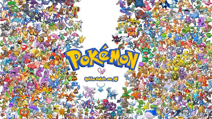 Chikorita, Bayleef, Meganium, Cyndaquil, Quilava, Typhlosion, Totodile, Croconaw, Feraligatr... i Pokemon sono centinaia