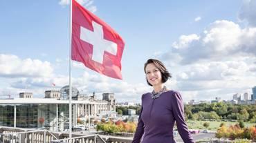 Una svizzera inviata speciale ONU