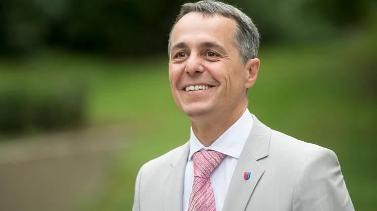 Con Ignazio Cassis, la Svizzera italiana potrebbe tornare a essere rappresentata, dopo 18 anni, in Consiglio federale