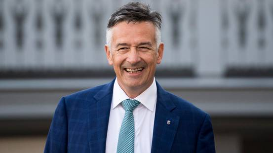 Wicki si candida per il Governo