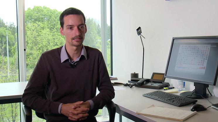 Daniel Farinotti, glaciologo, è docente e ricercatore presso il Politecnico federale di Zurigo