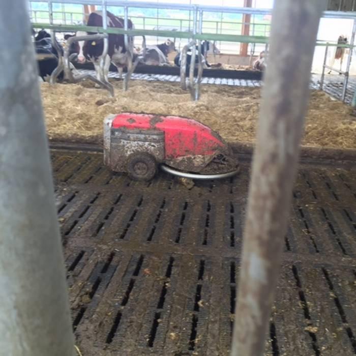 I robot arrivano in fattoria rsi radiotelevisione svizzera for Vecchie planimetrie della fattoria