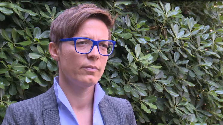Dounia Rezzonico, procuratrice della Confederazione, è dal 2015 a capo della sede di Lugano dell'MPC