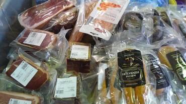Tonnellate di carne non dichiarata
