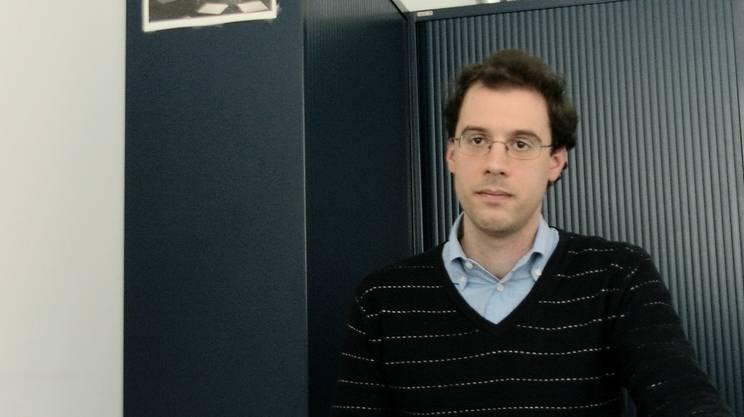 Emiliano Soldini, docente e ricercatore presso la SUPSI