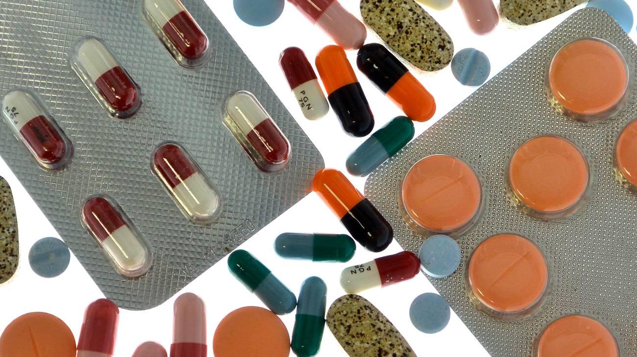 Erano medicinali antitumorali (foto pretesto)