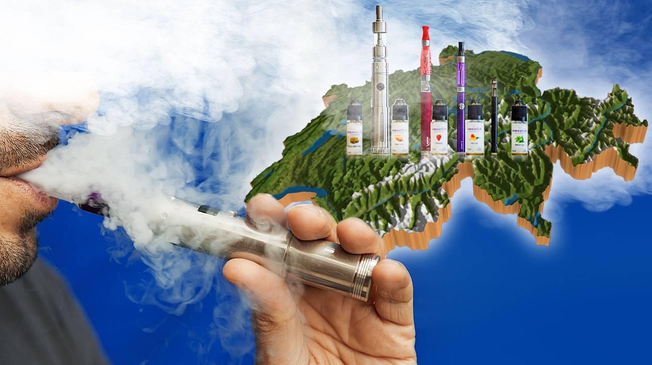 Fumo elettronico in Svizzera: un nuovo quadro della situazione dopo la recente decisione del TAF