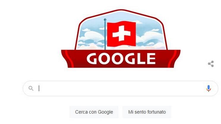 Google per il Primo agosto