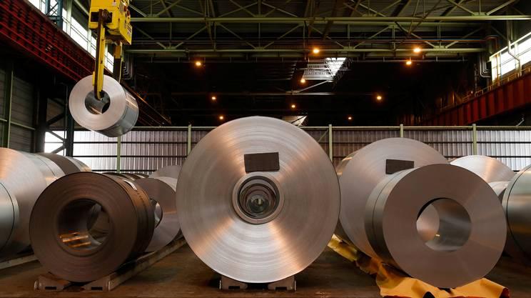 I dazi decisi dagli USA sulle importazioni dall'UE di acciaio e alluminio possono aver effetti indiretti sull'export svizzero